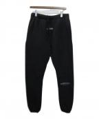FOG ESSENTIALS(フィアオブゴッド エッセンシャル)の古着「スウェットパンツ」|ブラック