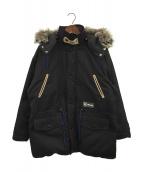 ()の古着「Cashball Puffer Jacket」|ブラック