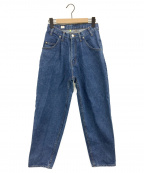 YOUNG & OLSEN The DRYGOODS STORE(ヤングアンドオルセン ザ ドライグッズストア)の古着「YOUNG TEXAS JEANS」 ブルー