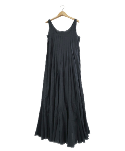 MARIHA(マリハ)MARIHA (マリハ) ノースリーブワンピース ブラック サイズ:FREEの古着・服飾アイテム