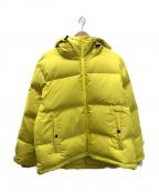 Traditional Weatherwear(トラディショナルウェザーウェア)の古着「ダウンジャケット」|イエロー