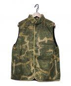 whiz limited(ウィズリミテッド)の古着「シンサレートベスト」|カモフラージュ