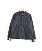 whiz limited(ウィズリミテッド)の古着「スターコーチジャケット」 ブラック
