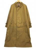 THE NORTHFACE PURPLELABEL × BEAMS(ザノースフェイス パープルレーベル×ビームス)の古着「65/35ステンカラーコート」|ベージュ