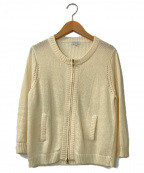 MACKINTOSH PHILOSOPHY()の古着「リネンジップカーディガン」|アイボリー