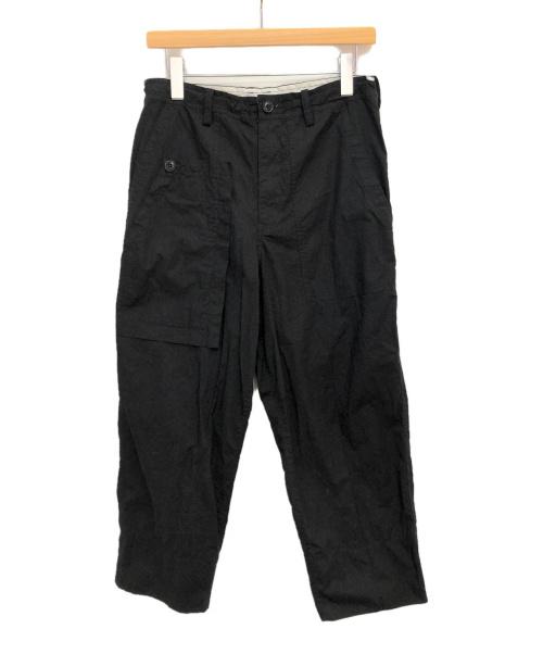 Ys(ワイズ)Ys (ワイズ) コットンパンツ ブラック サイズ:1の古着・服飾アイテム