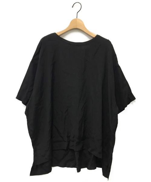 SUZUKI TAKAYUKI(スズキタカユキ)SUZUKI TAKAYUKI (スズキタカユキ) pullover blouse ブラック サイズ:-の古着・服飾アイテム