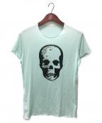 lucien pellat-finet(ルシアン・ペラフィネ)の古着「スタッズTシャツ」|ミント