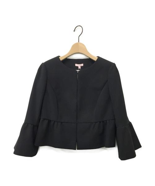 TOCCA(トッカ)TOCCA (トッカ) ジャケット ブラックの古着・服飾アイテム
