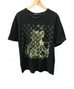 UNDERCOVERISM(アンダーカバーイズム)の古着「Tシャツ」|ブラック