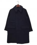 KAPTAIN SUNSHINE()の古着「Traveller Coat」 ネイビー