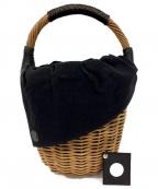 ebagos(エバゴス)の古着「バケツ型カゴバッグ」