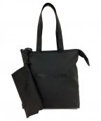 kawa-kawa(カワカワ)の古着「Rubber-cho25bis」|ブラック