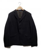 CDG JUNYA WATANABE MAN(コムデギャルソン ジュンヤワタナベマン)の古着「3Bジャケット」 ネイビー×ブラック