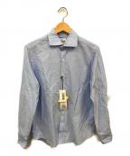 giannetto(ジャンネット)の古着「ドレスシャツ」|スカイブルー
