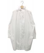 ()の古着「オーバーシャツ」|ホワイト