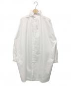 GALLEGO DESPORTES(ギャレゴデスポート)の古着「オーバーシャツ」|ホワイト
