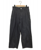 Traditional Weatherwear(トラディショナルウェザーウェア)の古着「UNION SLACKS」|インディゴ