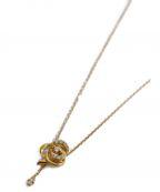 VENDOME AOYAMA(ヴァンドーム アオヤマ)の古着「ネックレス」|ゴールド