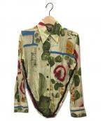 Jean Paul Gaultier FEMME(ジャンポールゴルチェ フェム)の古着「長袖シャツ」