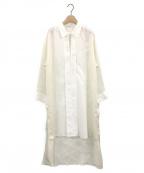 ETRE TOKYO()の古着「ワンピース」 ホワイト
