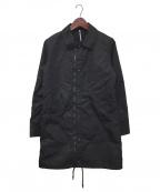 ripvanwinkle(リップヴァンウィンクル)の古着「BENCH COAT」|ブラック
