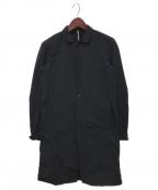ripvanwinkle(リップヴァンウィンクル)の古着「TECH COAT Graphite」|ブラック