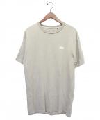 KITH(キス)の古着「スモールボックスロゴTシャツ」 グレー