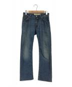 ()の古着「デニムパンツ」|ブルー