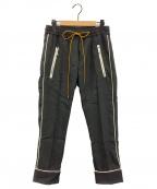 RHUDE(ルード)の古着「PIN STRIPE PANT」|グレー