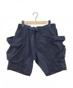 Comfy Outdoor Garment(コンフィーアウトドアガーメンツ)の古着「アクティブショーツ」|ネイビー