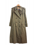 Burberrys(バーバリーズ)の古着「[OLD]トレンチコート」|玉虫色