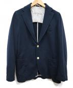 CIRCOLO 1901(チルコロ1901)の古着「テーラードジャケット」 ネイビー