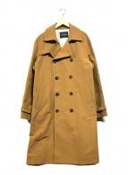 ()の古着「トレンチコート」|ブラウン