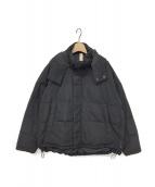 nagonstans(ナゴンスタンス)の古着「ダウンジャケット」|ブラック