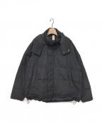 nagonstans()の古着「ダウンジャケット」|ブラック