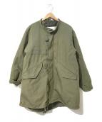 YMCLKY(ワイエムシーエルケーワイ)の古着「M-65タイプモッズコート」|オリーブ