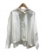 GALLEGO DESPORTES(ギャレゴデスポート)の古着「ワイドシャツ」|ホワイト