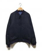 nanamica(ナナミカ)の古着「リバーシブルNA-1ダウンジャケット」|ネイビー