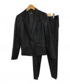 23区()の古着「ファインネスウールセットアップスーツ」 ブラック