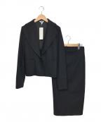 MaxMara(マックスマーラ)の古着「セットアップ」|ブラック
