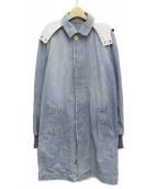 ()の古着「デニムコート」