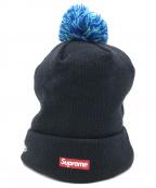SUPREME×NEWERA(シュプリーム×ニューエラ)の古着「ニット帽」
