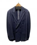RING JACKET(リングジャケット)の古着「テーラードジャケット」 ネイビー