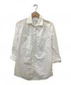 Maison Margiela 4(メゾンマルジェラ4)の古着「シャツ」 ホワイト