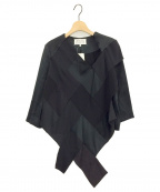 Maison Margiela 1(メゾンマルジェラ 1)の古着「ブラウス」|ブラック
