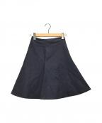 MADISON BLUE(マディソンブルー)の古着「スカート」 ネイビー