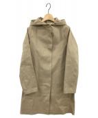 MACKINTOSH(マッキントッシュ)の古着「ゴム引きコート」|ベージュ