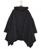 LE PHIL(ル フィル)の古着「メモリーグログランジャケット」 ブラック
