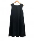 daisy lin for foxey(デイジーリンフォクシー)の古着「ノースリーブワンピース」|ブラック